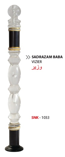 Pleksi Baba / SNK-1033 / Sadrazam
