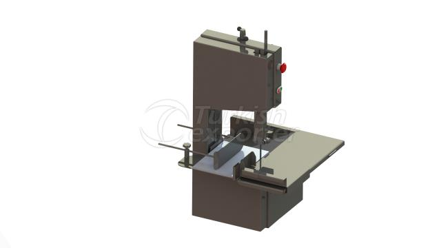 TES-300 FOOTED BANDSAW WITH STAND
