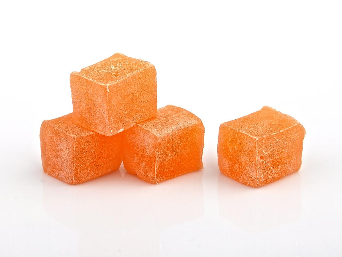 orange flavored delight
