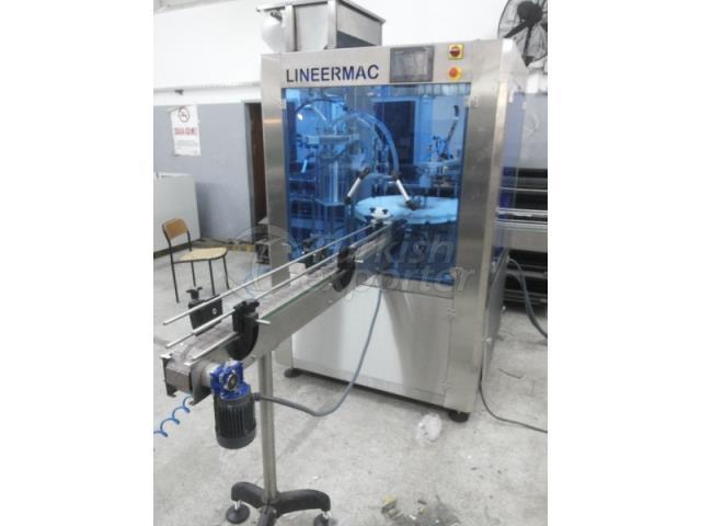 Single Rotary Filling Machine