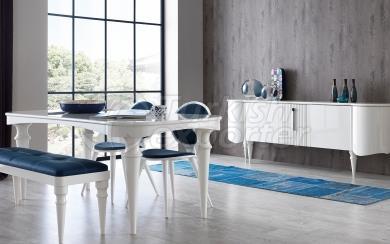 Piano Dining Room