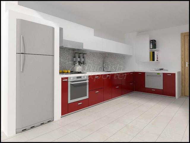 Lozzi Kitchen Cabinet