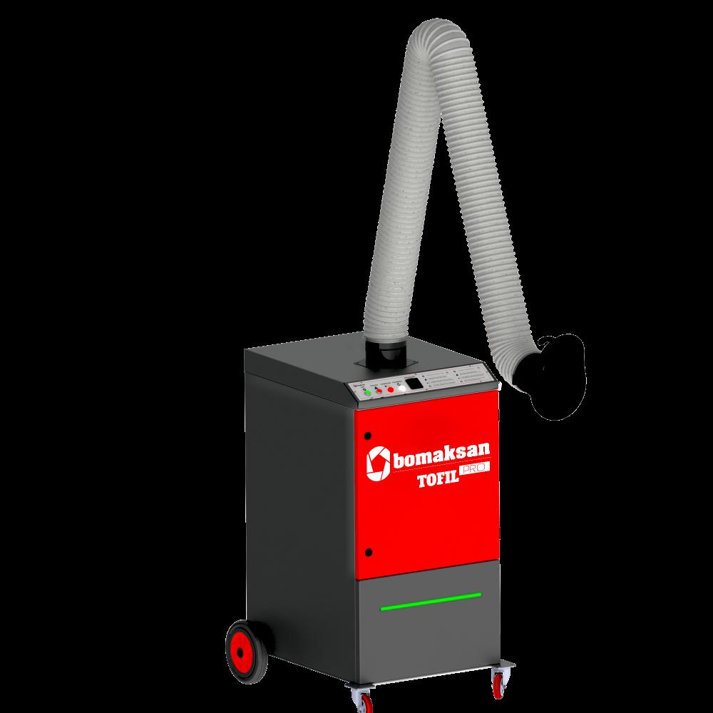 Mobile Filter - Tofil PRO - 1 Arm