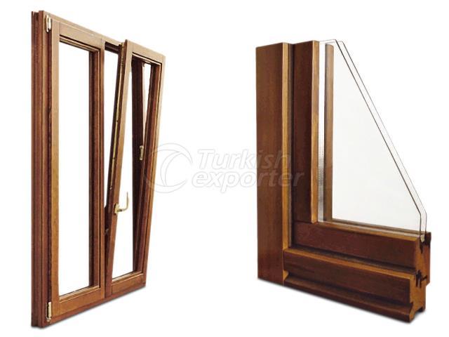 PVC Kapı ve Pencere Sistem Contaları