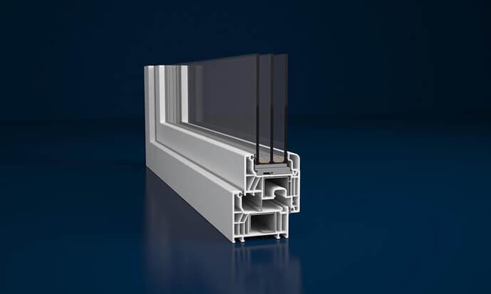 LEGEND PVC WINDOW SYSTEMS