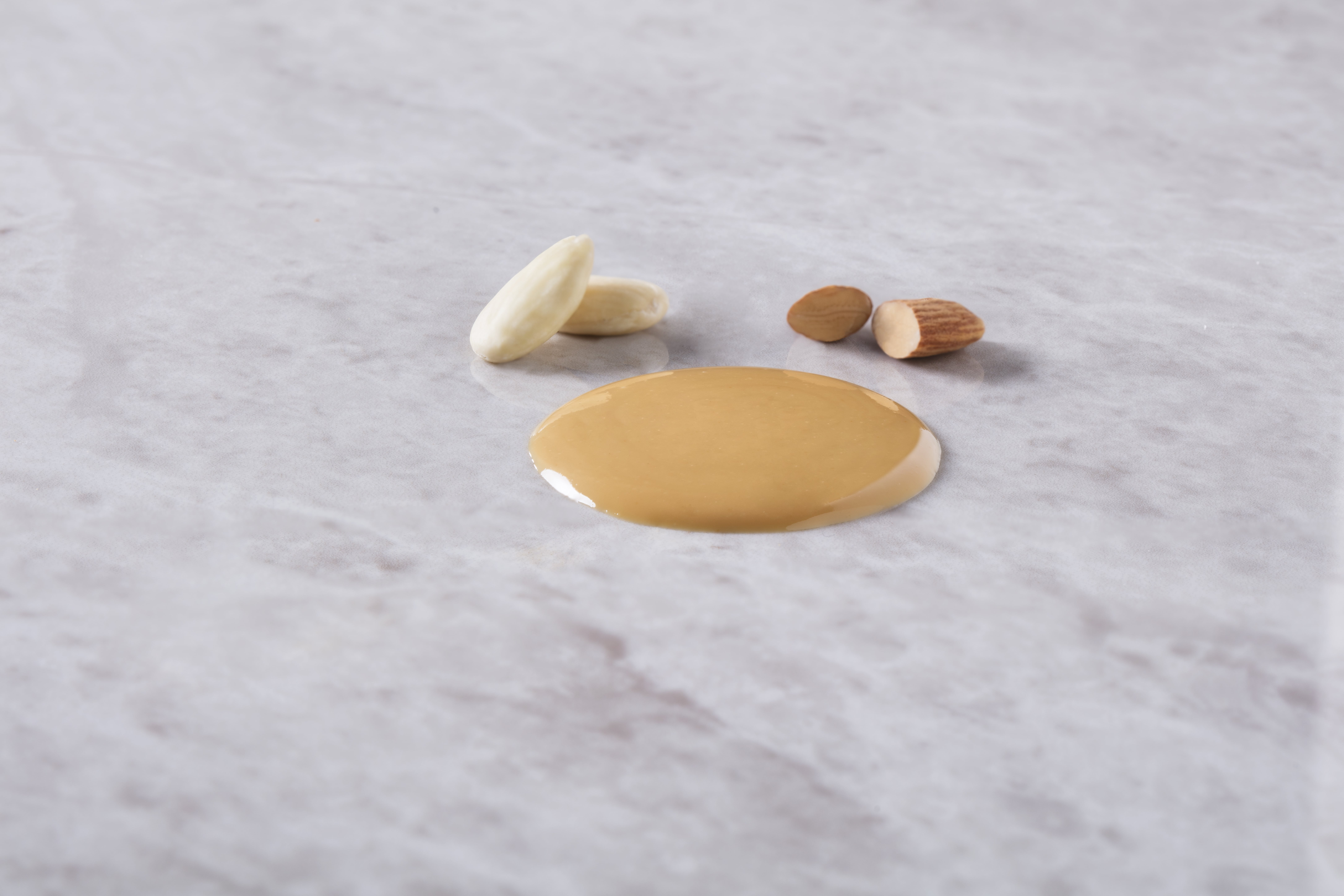 Pasta de amêndoa natural