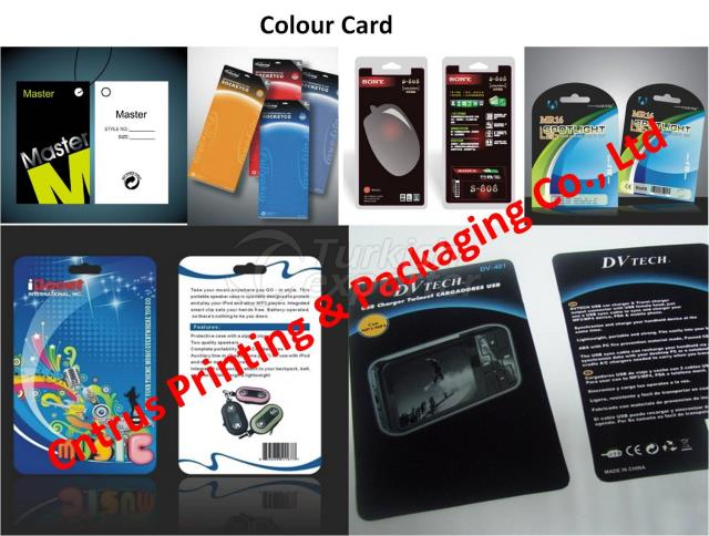 Customized Design Packaging Box