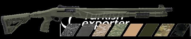 Pump Action Shotgun  -RS-A3 CerakoteGreen