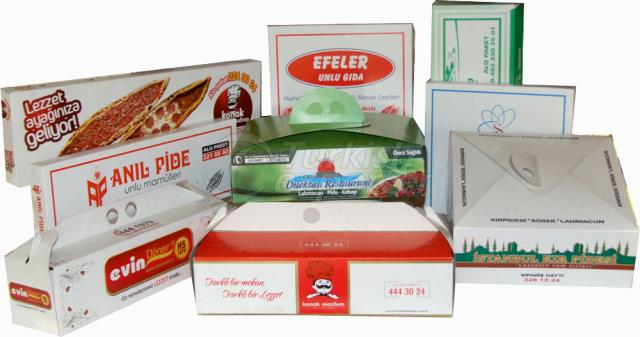 Pide and Lahmacun Boxes