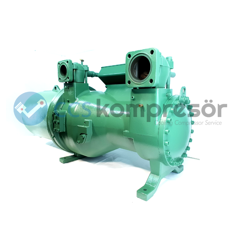 Bitzer Screw Compressors for refrigeration