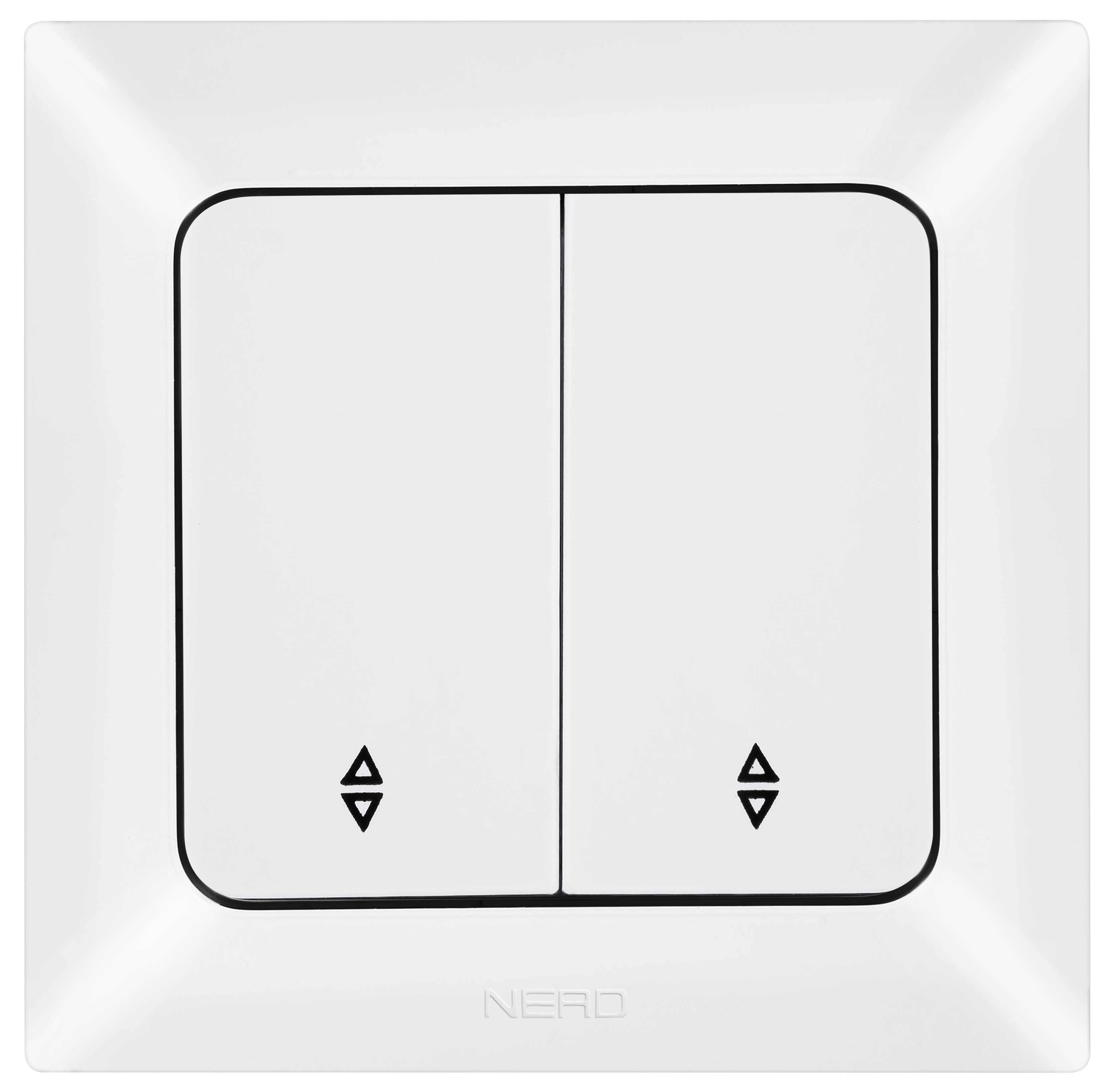 Two Gang Two Way Switch / 93-110-52