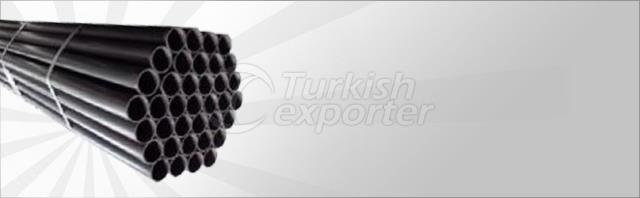 Tubulações de gás natural