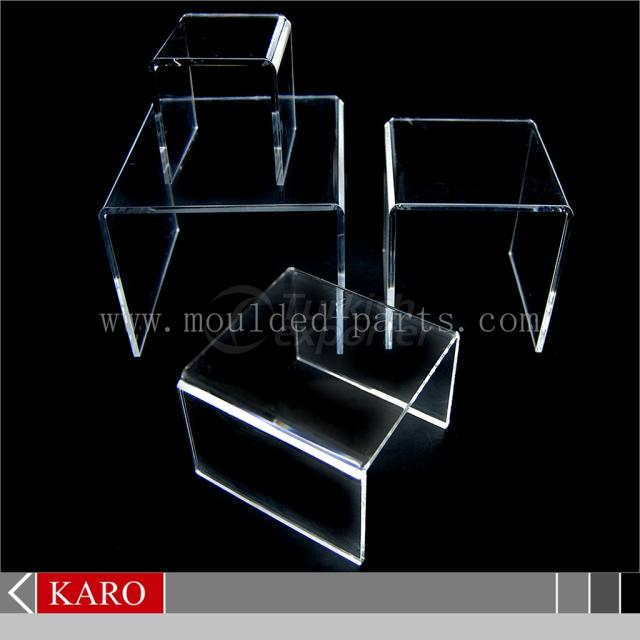 China OEM Acrylic Stand parts
