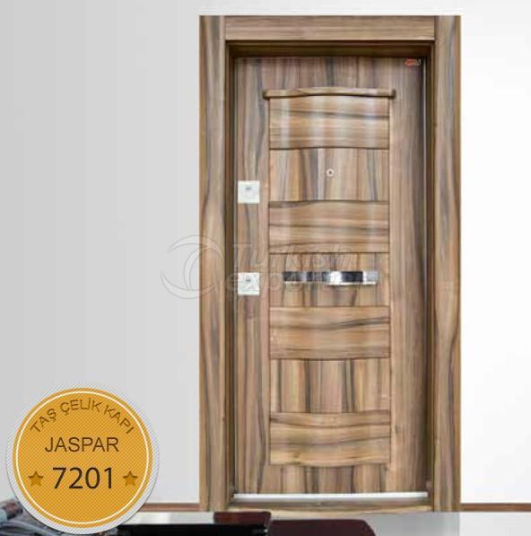 Çelik Kapı - Jaspar 7201