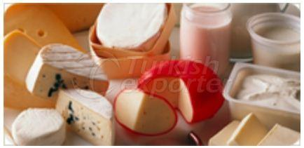 Milk - Dairy Products