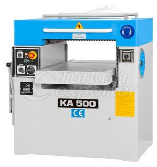 KA 500 Thicknessing Machine