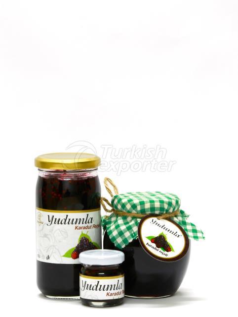 Natural Black Mulberry Jam