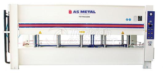 Oil Heating Hydraulic Press