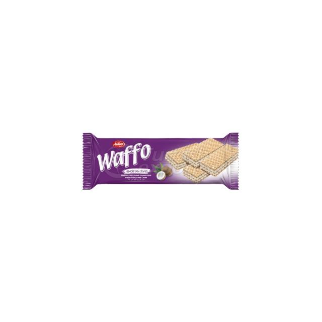 Waffo Hindistan Cevizi Kremalı Gofret