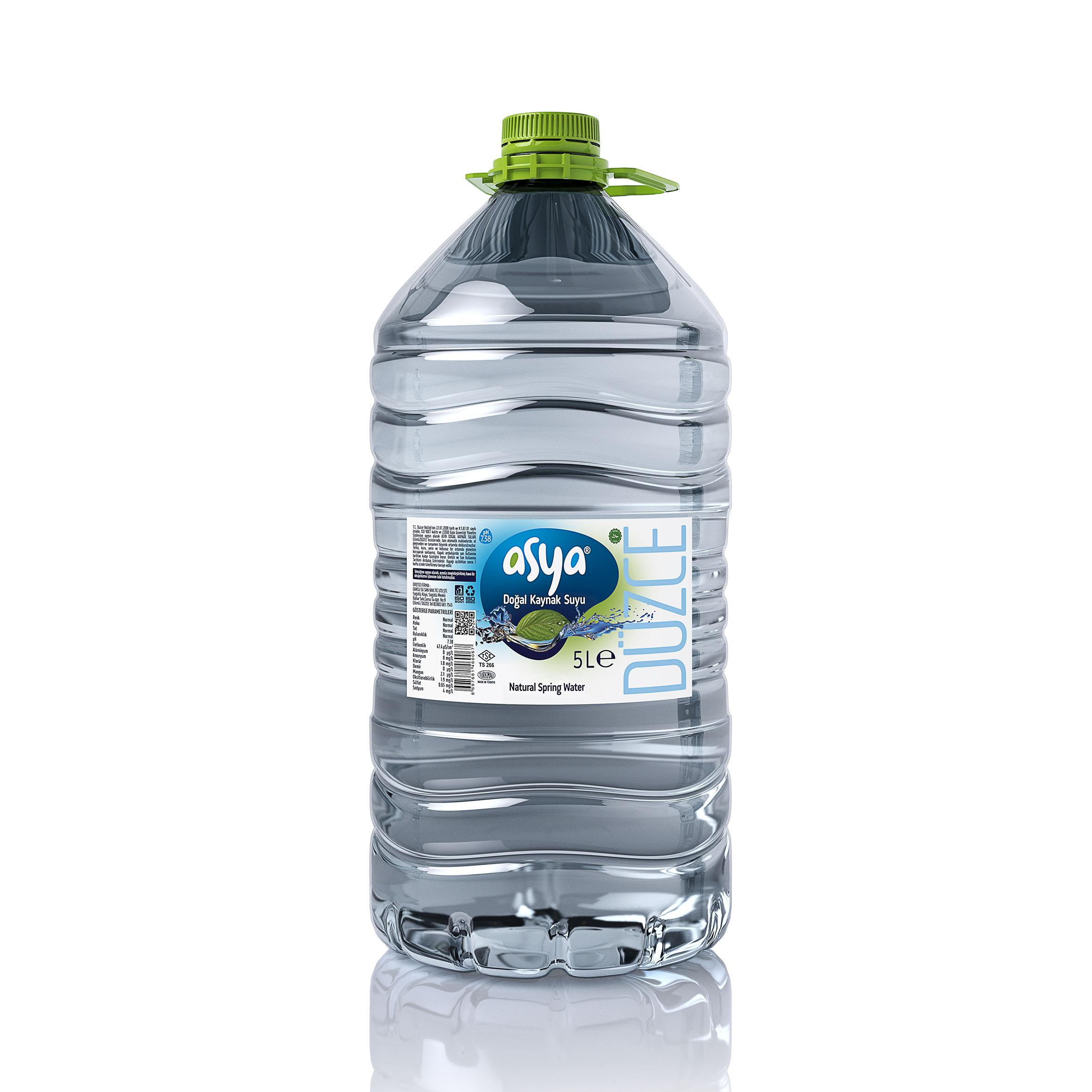 5 Lt Pet Water