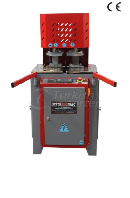 Single Corner Welding Machine