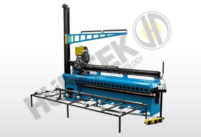 Special Purposed Linear And Circular WeldIng Machine