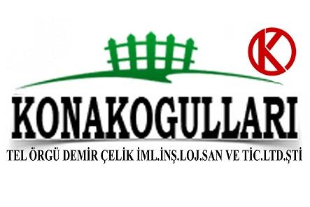 KONAKOGULLARI TEL ORGU DEMIR CELIK LTD. STI.