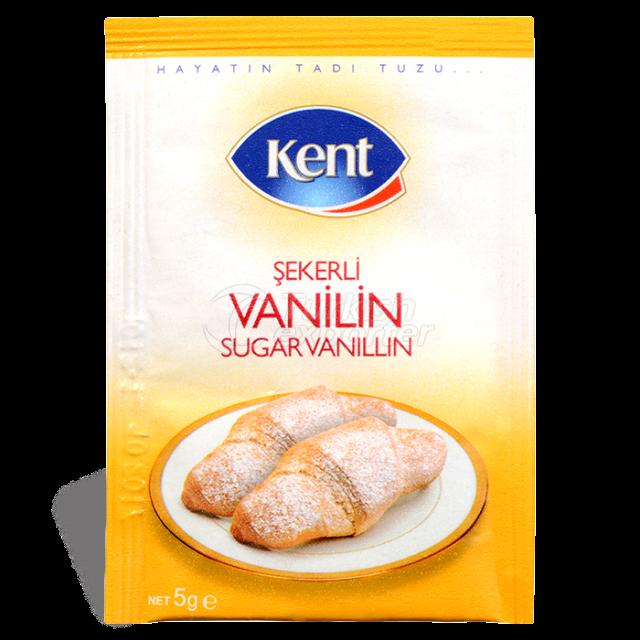 Şeker Vanilin
