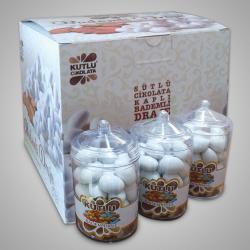 Vase Almond Dragee