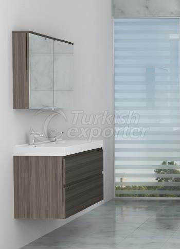 Decoração de banheiro LAKENS 5013