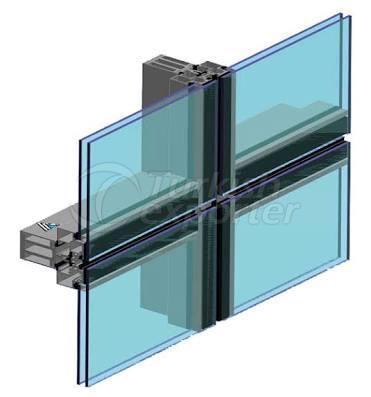 Facade Glass Systems Four Stick