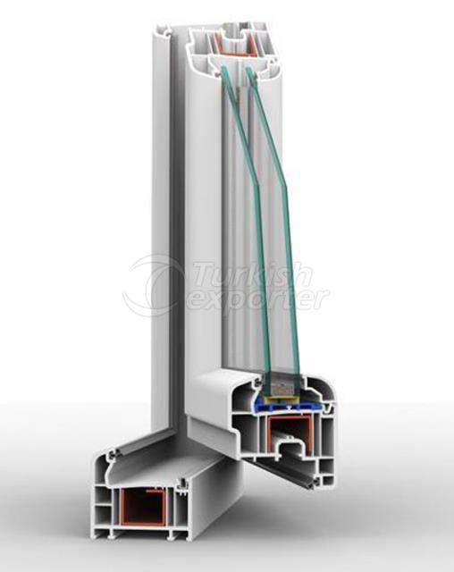 Pvc Window Systems - Safir
