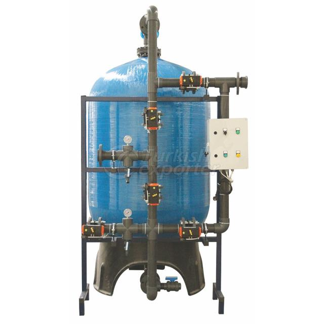 Surface Piping Filtration Systems