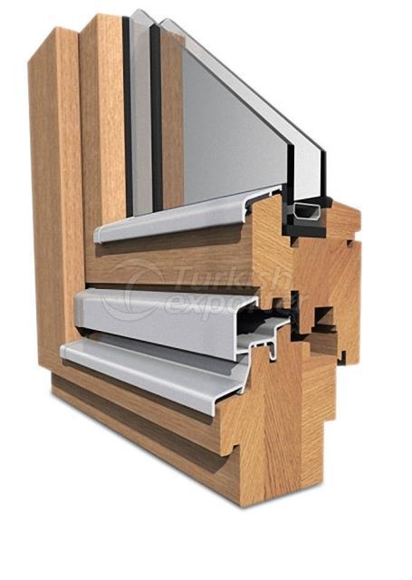 Wooden Door and Window System Gaskets
