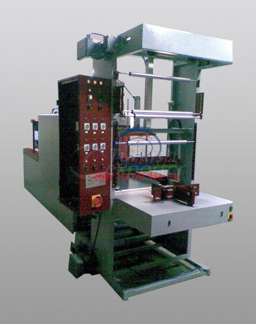 Automatic Cosmetic Beverage Shrink Package Packaging Machine