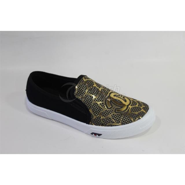 Chaussures en lin 3279