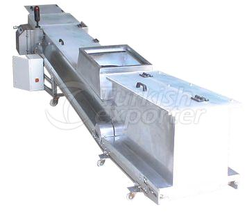 Transportador de Metal Dedector