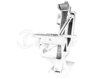 Elevador Caterpiilar de aço inoxidável