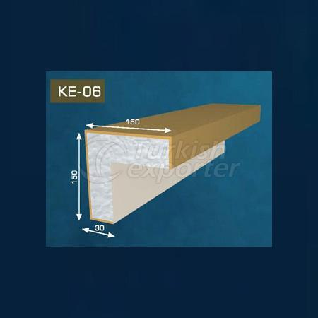 Corner Stone Jamb Systems KE-06