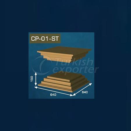 Gypsum Column CP-01-ST