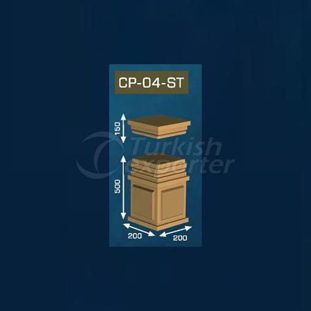 Gypsum Column CP-04-ST