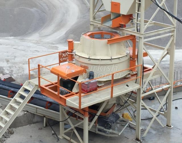 Vertical Shaft Impact Crushers