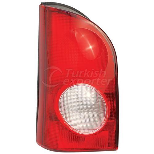 Tail Lamp Without Bulb Holder Left - Hyundai / H 100