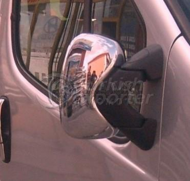 Steel Car Mirrors-2402 11 0034