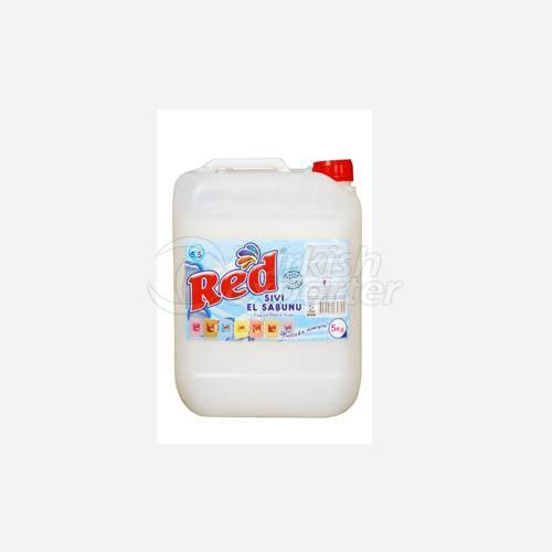 Liquid Soap Naz Red
