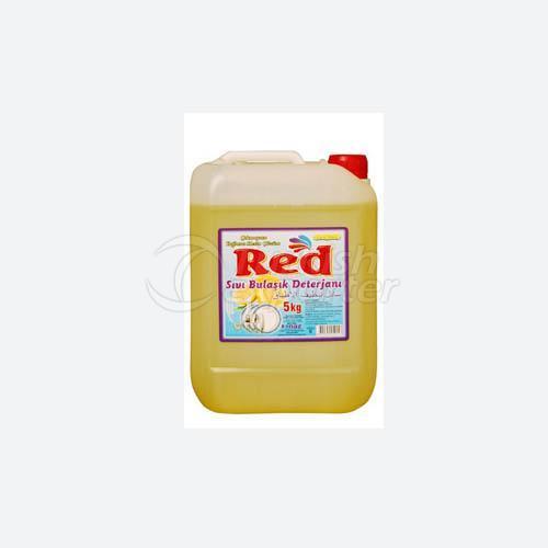 Dish Detergent Naz Red