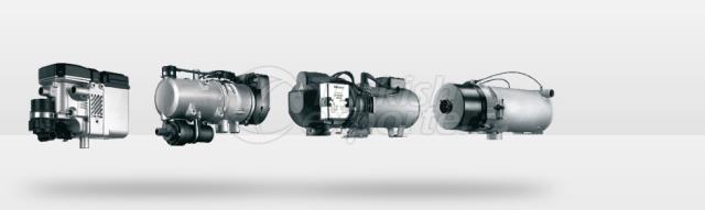 Watery Type Heaters
