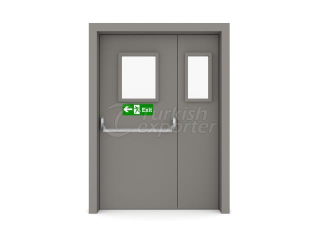 Fire Exit Door - Y-004