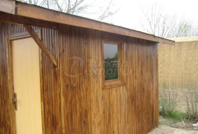 الواح خشب للبناء