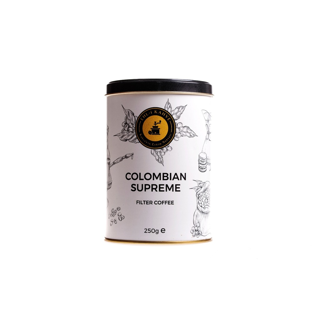 Colombian Supreme Filter Coffee